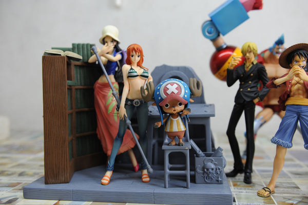 One Piece - Zhe Men - Nami Accessory Set