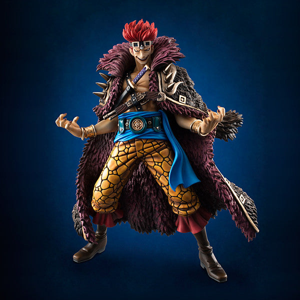 "One Piece P.O.P Maximum Eustass ""Captain"" Kid"