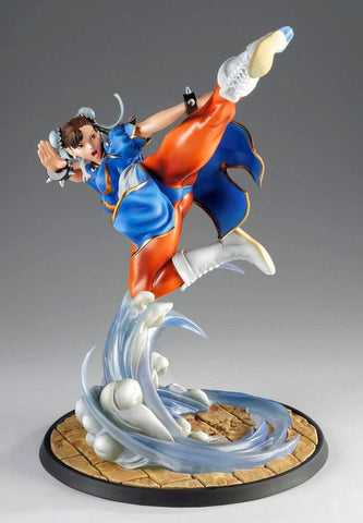 Super Street Fighter IV Tsume HQF Chun-Li