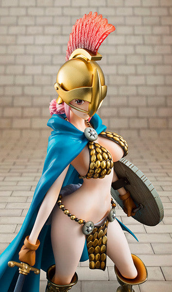 One Piece P.O.P Sailing Again Rebecca The Gladiator