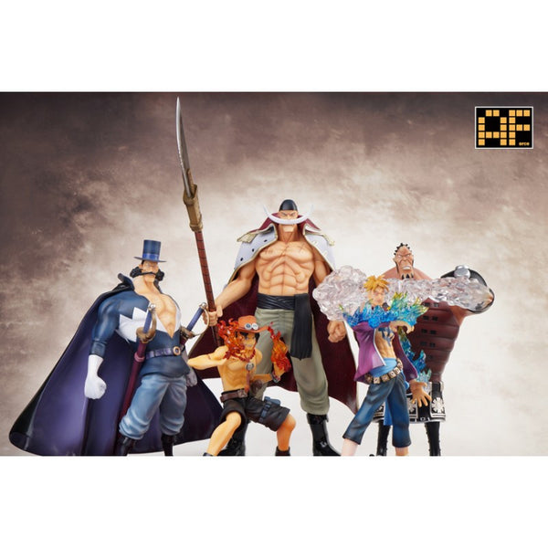 One Piece AForce E002 Diamond Jozu Resin Statue
