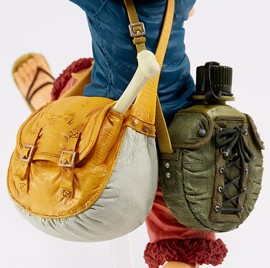 One Piece SCultures Monkey D. Luffy