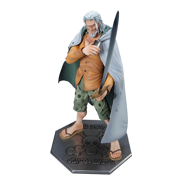 One Piece P.O.P Neo-DX Silvers Rayleigh