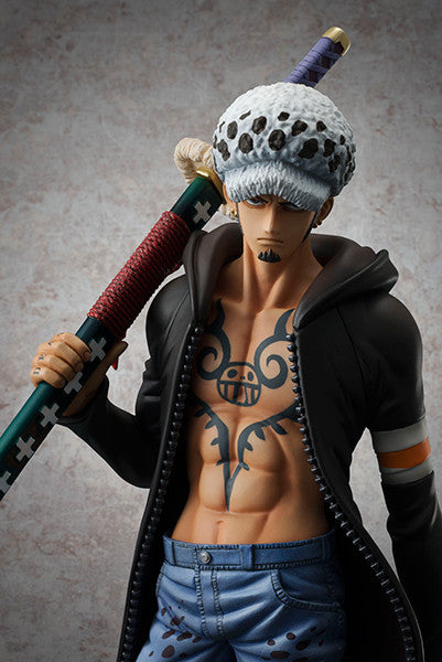 One Piece P.O.P Sailing Again Trafalgar Law Version 2.0