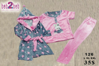 Set of Pajama - Rabbit