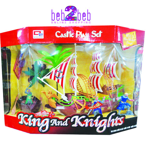 King and Knights Toy