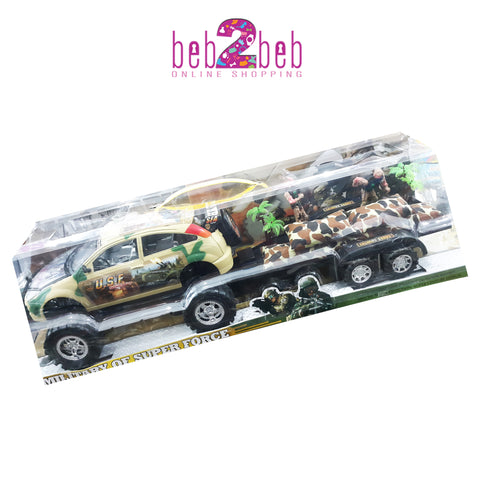 Military Toy Play Set