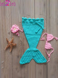 Mermaid Baby Wear