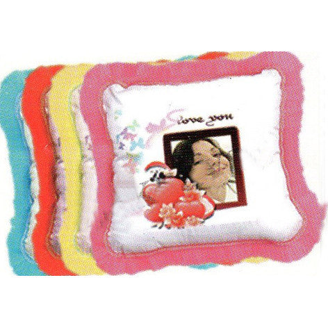 Colored Lace Pillow/B