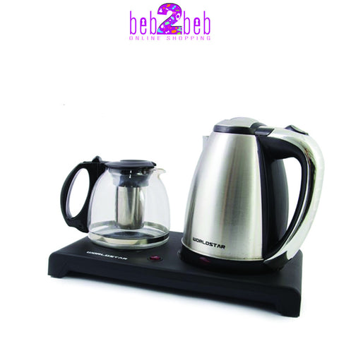 Electrical Tea Kettle Set