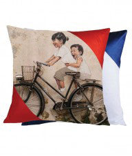 Two Sided Print Pillow