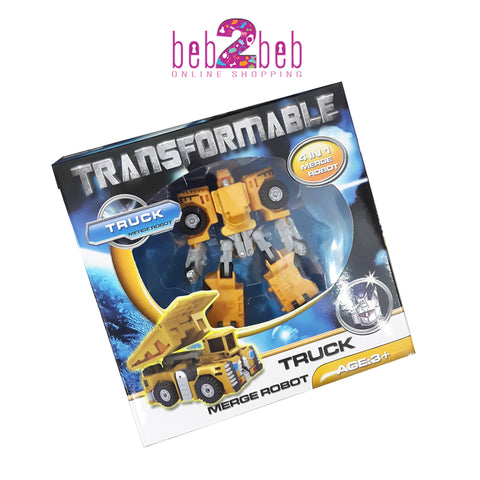 Transformable Robots