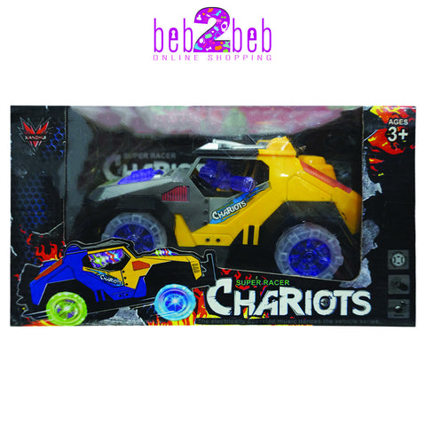 Chariot Jeep