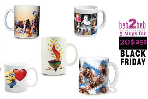 Offer Five Mugs