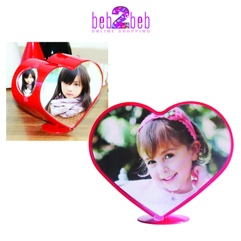 Heart Shaped PhotoFrame