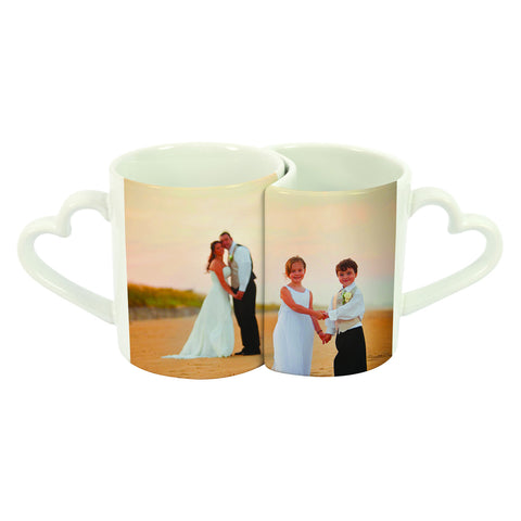 Couple White Mug