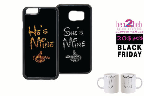 Offer 2 Covers with 2 Mugs