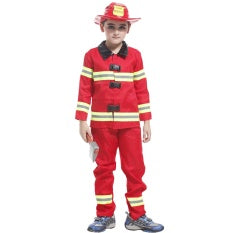 Little Fireman Costume