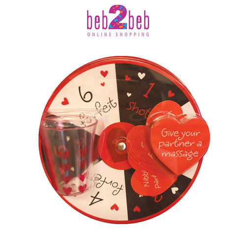 Valentine Roulette Cards
