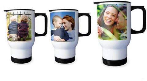 Sublimation Polymer Car Mug