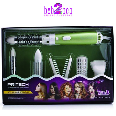 Hair Style 7 in 1