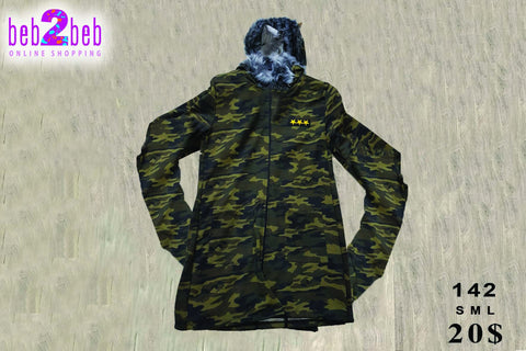 Army Long Jacket