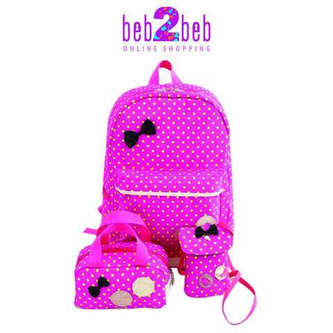 Back Bag Set