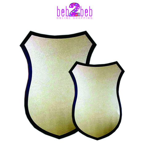 Wood Shield Shape-Small
