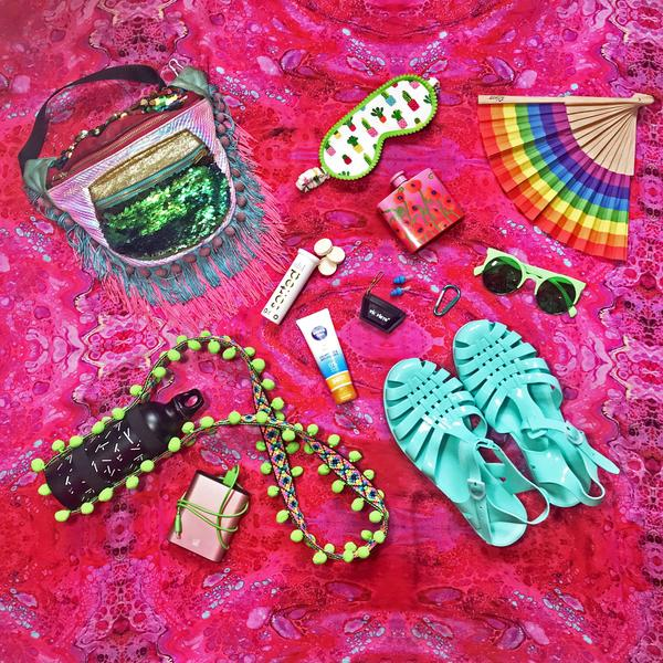 Festival Essentials - Practical and Pretty!