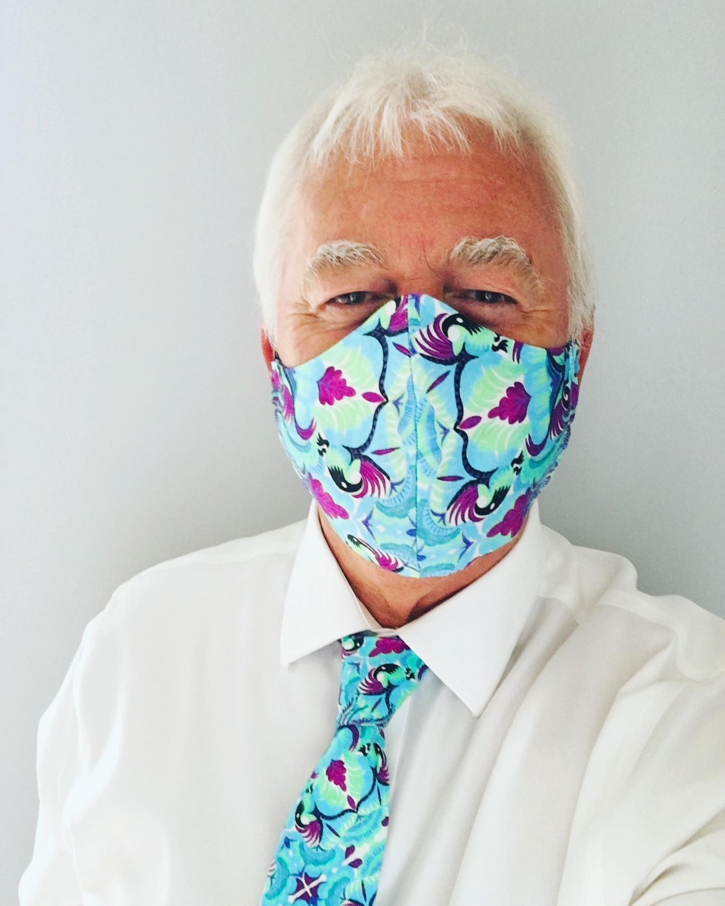 Tie and Mask Gift Box