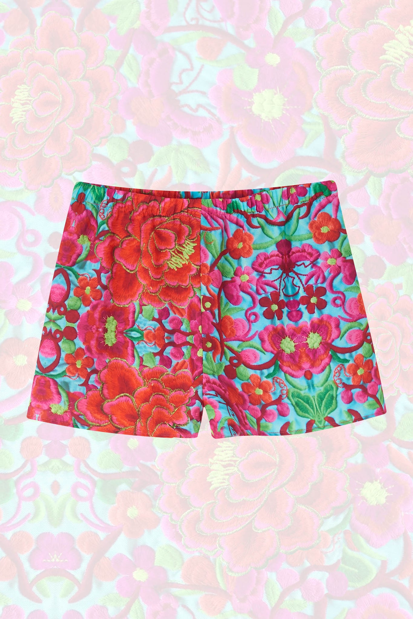 Folklorico Lounge Shorts