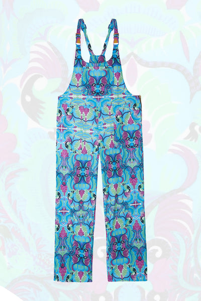 Tribal Tales Printed Dungarees/Overalls