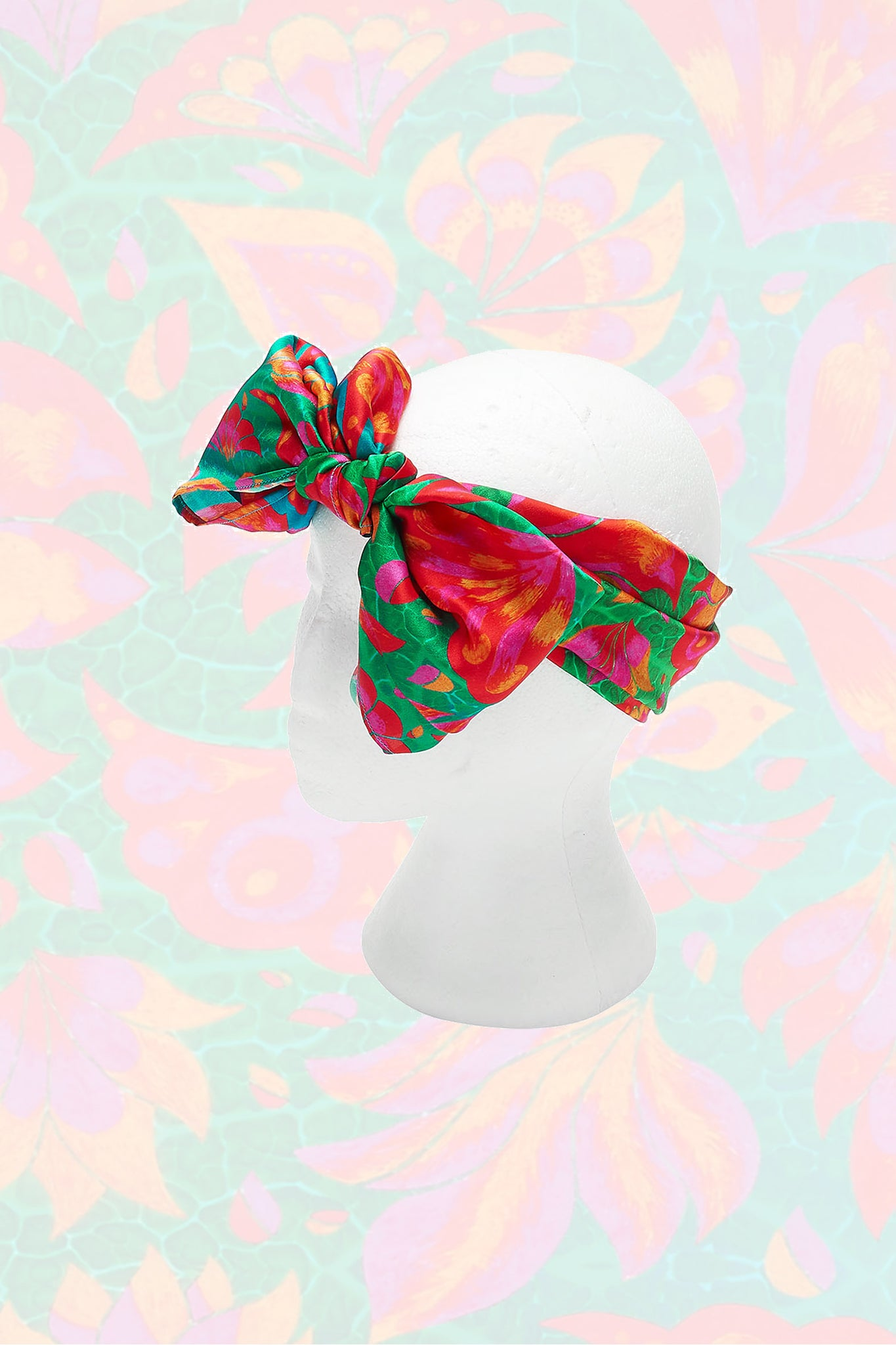 Vendala Printed Headscarf