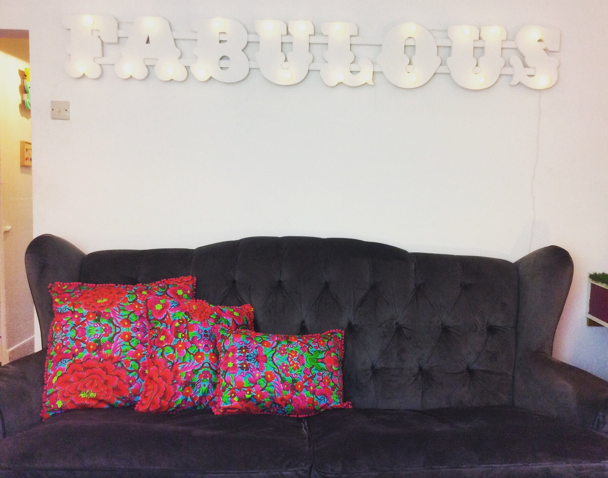 Folklorico Cushions
