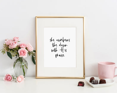 christian gifts | christian wall art