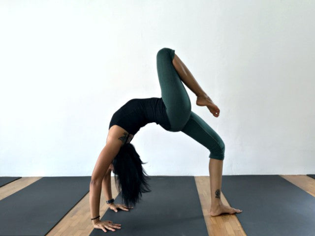 Liberate Your Spine : Backbend Exploration with Sita, Oct 8 (Singapore)