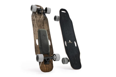 HALOKEE : Electric Longboard