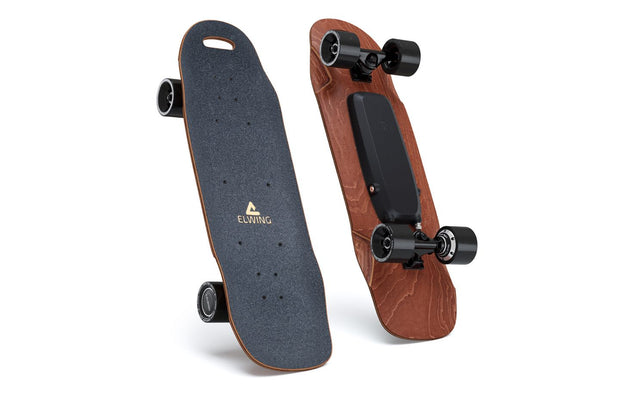 NIMBUS : Electric Skateboard