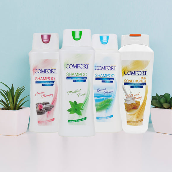 Shampoo & Hair Conditioner
