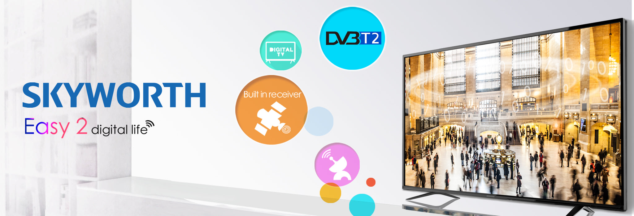 Skyworth TV's | Asters Maldives  great prices, 1 Year warranty