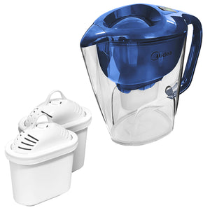 Water Purifier & Filter (3 Pcs) - Asters Maldives