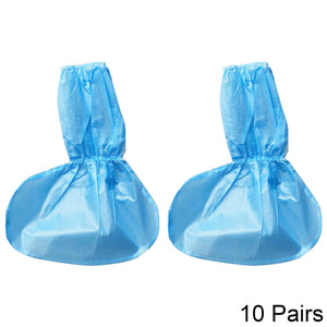 Disposable Shoe Cover (10 Pairs) - Asters Maldives