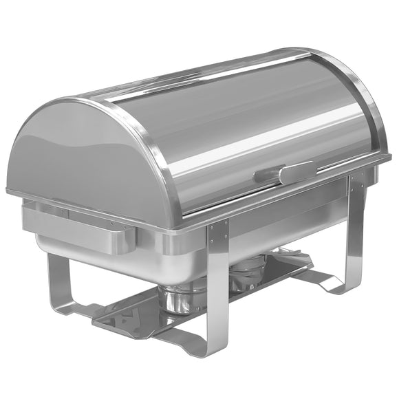 Chafing Dish (Half Roll Top)