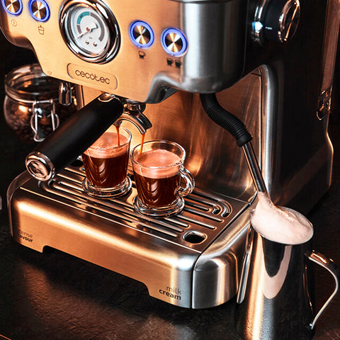 Coffee Machine - Asters Maldives
