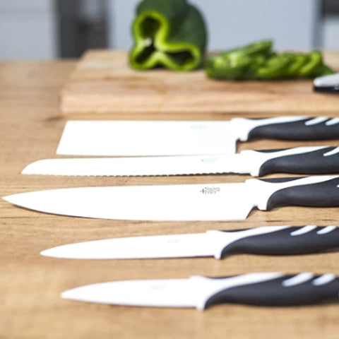 Knife Set (6 Pcs) - Asters Maldives