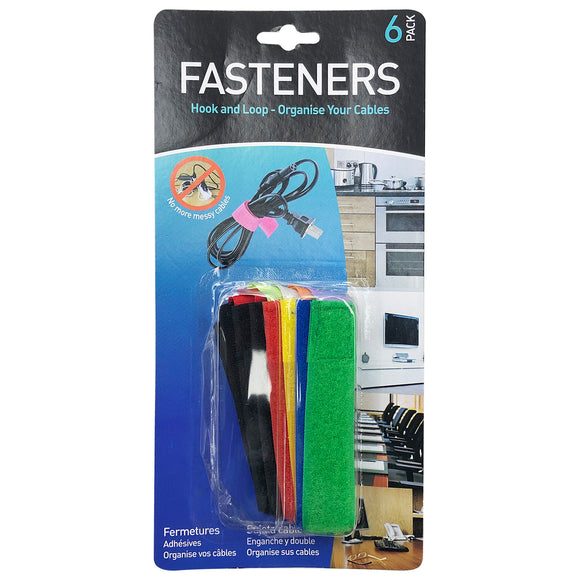 Cable Fastener (6 PCs) - Asters Maldives