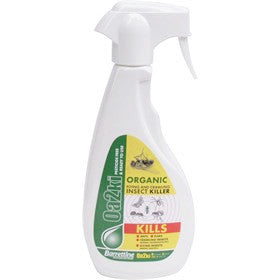 ORGANIC Flying and Crawling Insect Trigger Spray 500ml