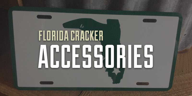 Florida Cracker Accessories Alt