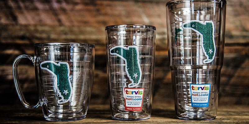 Florida Cracker Cups & Koozies