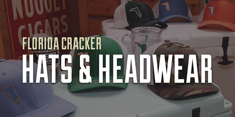 Florida Cracker Hats Alt